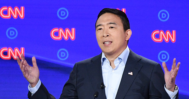 Andrew Yang: 'Too Late' to Stop Global Warming; Move to 'Higher Ground'