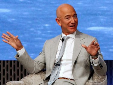 Jeff Bezos Sold $1.8 Billion in Amazon Stock in Last 3 Days of July