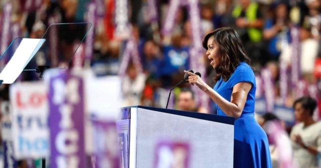 Blue State Blues: Michelle Obama Cannot Save the Democrats