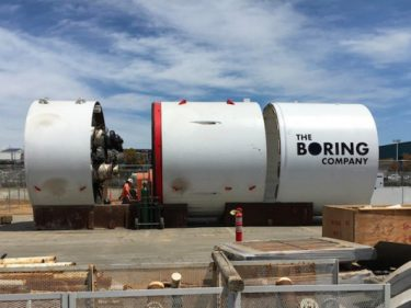 Elon Musk says The Boring Company will launch in China this month