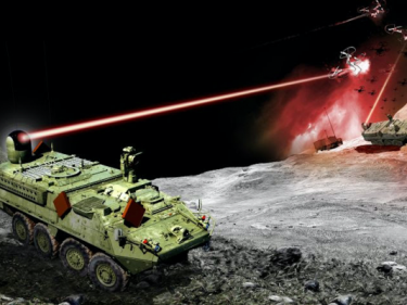 Northrup Grumman is among the companies tapped  to make the U.S. Army's drone killing lasers