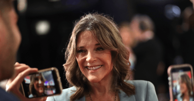 Flashback – Marianne Williamson: Entire Media Establishment 'Would Be Fired' if Truth Mattered