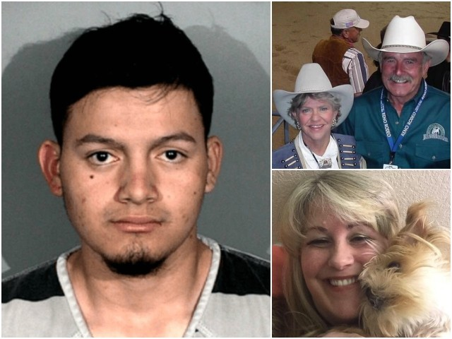 Illegal Alien Charged with Murdering Four Americans Claims He Is 'Mentally Disabled'