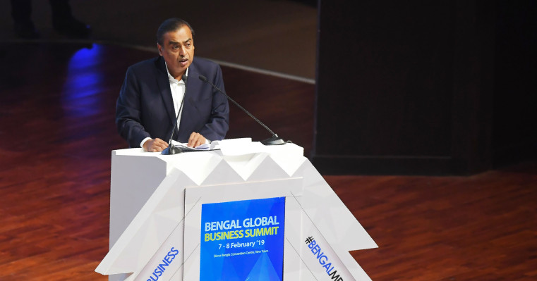India's Reliance to buy majority stake in Google-backed Fynd for $42.3M
