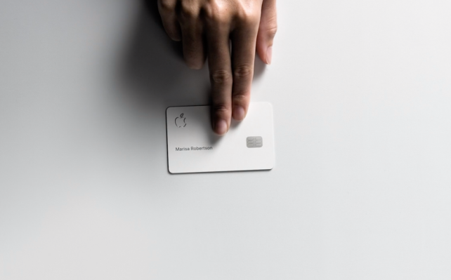 Apple Card can't be used to buy crypto