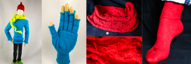 MIT researchers are working on AI-based knitting design software that will let anyone, even novices, make their own clothes