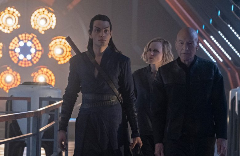 'Star Trek: Picard' will have its own prequel comic and novel