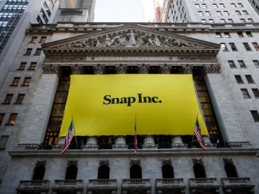 Snap looks to raise $1 billion in private debt offering