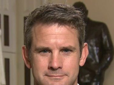 GOP Rep. Kinzinger: Treat All Political Extremist Violence as Terrorism, Raise Age to Buy Guns, Implement Universal Background Checks