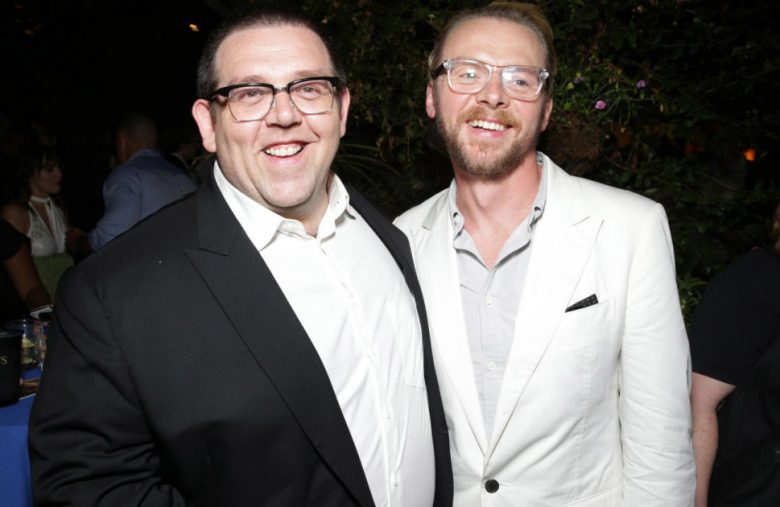Simon Pegg and Nick Frost's new comedy series is an Amazon original