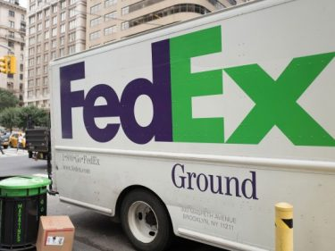 FedEx ends ground-delivery contract with Amazon