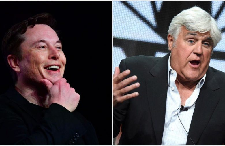 Elon Musk Is Delighted Tesla Lover Jay Leno Says EVs Are the Future