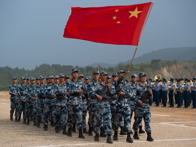Australia: Failing to Confront Rise of China Resembles Failure to Contain Nazi Germany