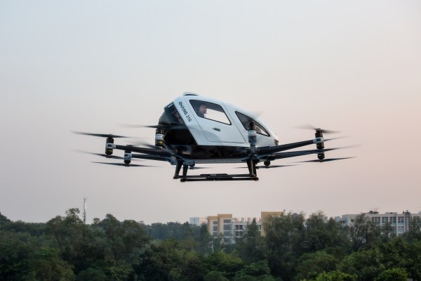 Autonomous air mobility company EHang to deploy air shuttle service in Guangzhou