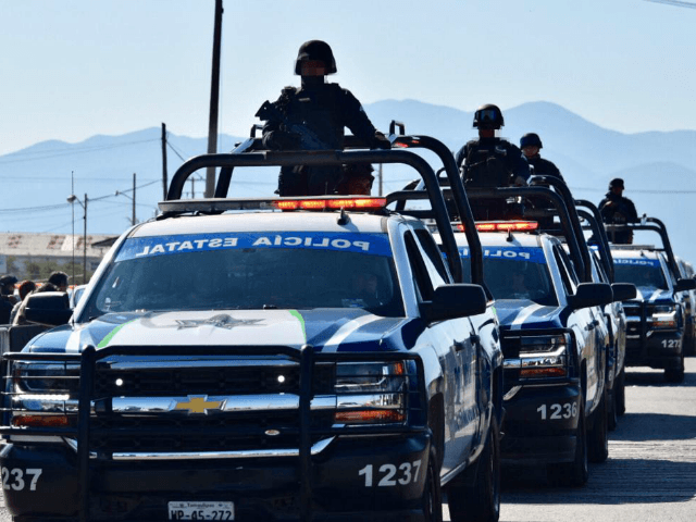 Four Kidnapping Cell Members Killed in Mexican Border City Police Shootout