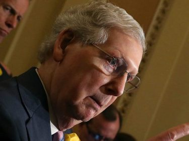Mitch McConnell: 'Assault Weapons' Ban 'Front and Center' in Senate