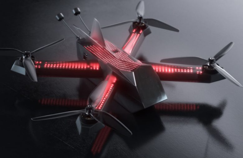 Drone Racing League is making its Racer4 UAV available to all
