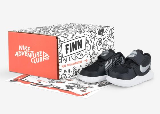 Nike launches a subscription service for kids' shoes, Nike Adventure Club