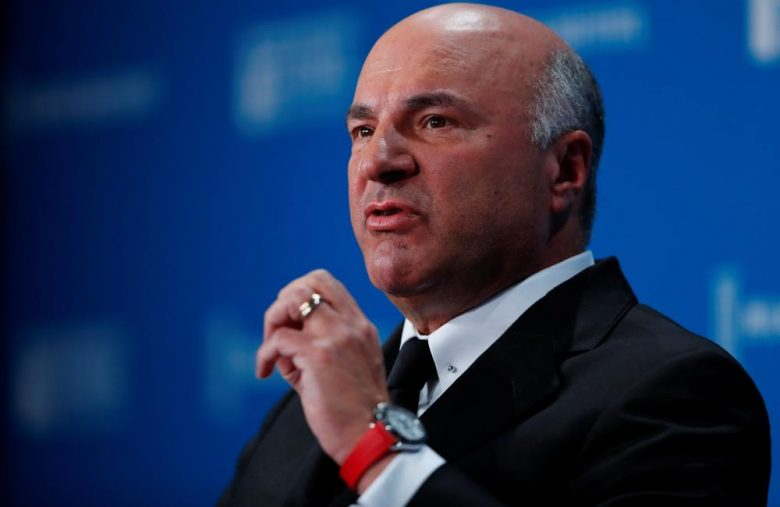 Bitcoin-Bashing Shark Tank Star Kevin O'Leary Has a Secret Crypto Past