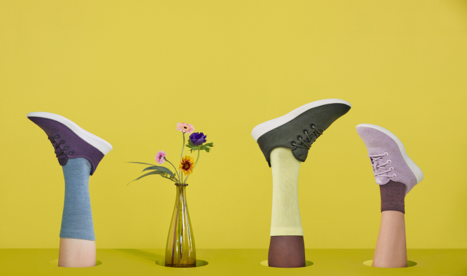 Allbirds is now selling socks
