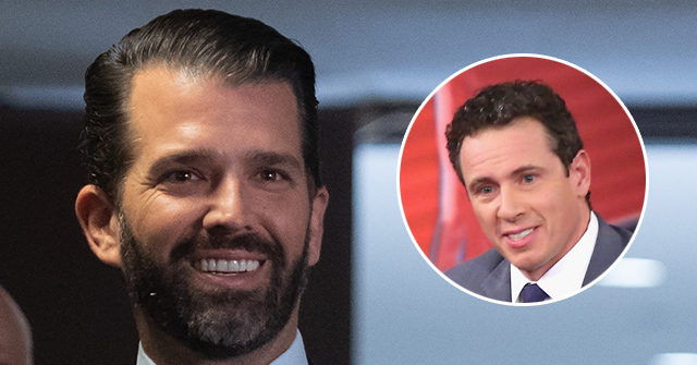 Don Jr. to Chris Cuomo: 'Fredo' Isn't an Ethnic Slur, 'It Just Means You're the Dumb Brother'