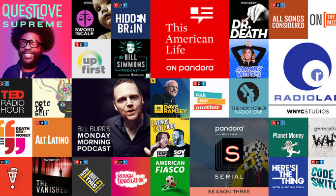 Pandora opens up podcast submissions to all creators
