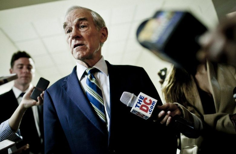 Ron Paul Fights for Bitcoin After Fed's Payments System Threatens Crypto