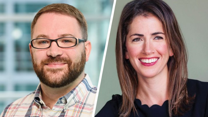 Slack co-founder Cal Henderson and Spark Capital's Megan Quinn are coming to Disrupt SF