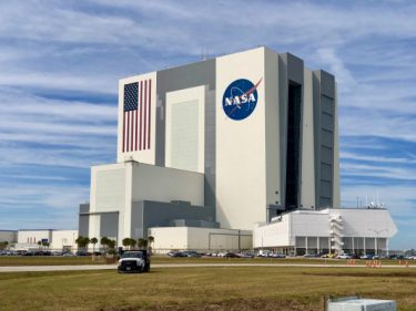 Northrop Grumman to build its OmegA rocket at NASA's VAB as first commercial tenant