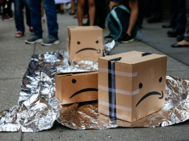 Amazon customers say they received emails for other people's orders
