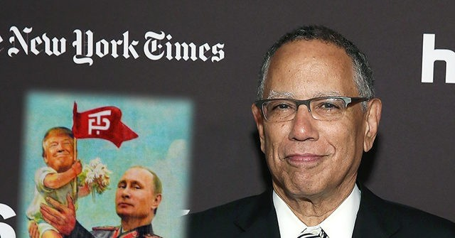 Nolte: New York Times Admits 'We Built Our Newsroom' Around Russia Collusion Hoax