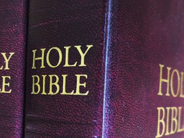 Trump Removes Bibles from List of Chinese Tariff Items