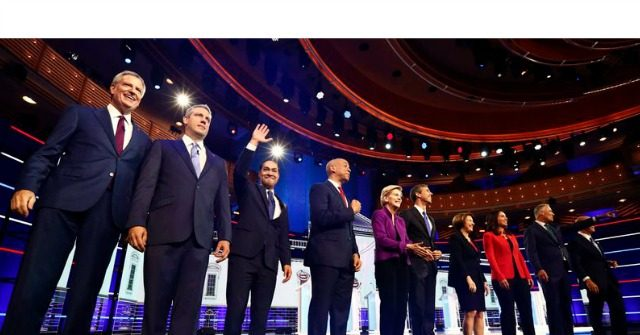 Pew Research Poll Suggests 25% of Democrats Have Not Chosen a Candidate