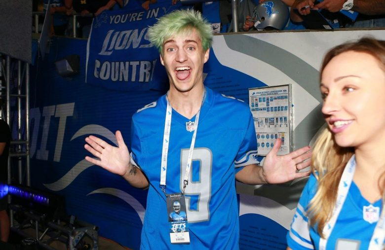 Ninja Gives Fortnite Fan With Cerebral Palsy an Unforgettable Shout-Out