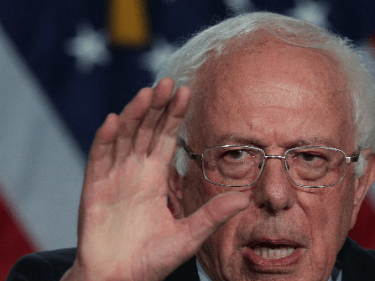 Bernie Sanders Vows to Go to 'War with White Nationalism and Racism' as President