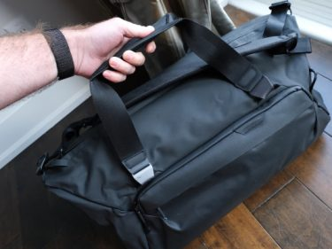 Peak Design's Travel Duffel 35L is as simple or as powerful as you need it to be