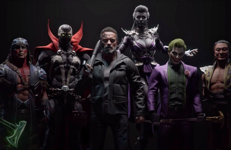 Terminator T-800 and The Joker are coming to 'Mortal Kombat 11'