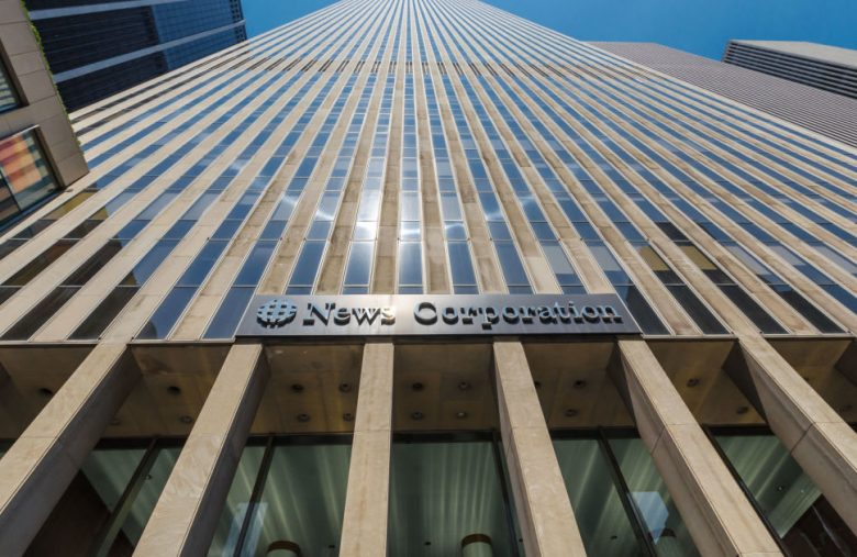 News Corp is apparently working on a news app called 'Knewz'