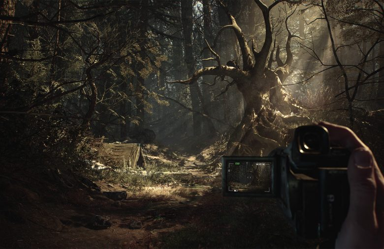 As a Horror game, Blair Witch Looks as Scary As a Good Night's Sleep