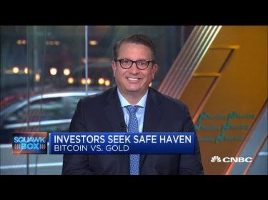 mainstream-news-trumpets-bitcoin,-gold-as-global-recession-hedge