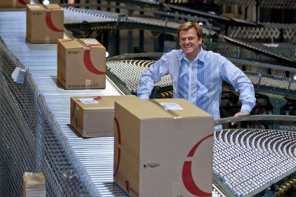 Daily Crunch: Overstock CEO resigns