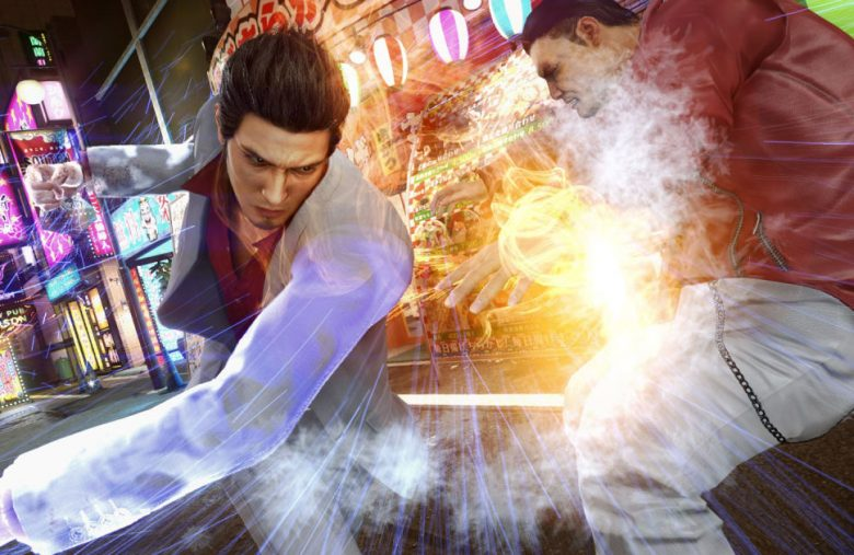 Yakuza's many remasters are about to pay off big time
