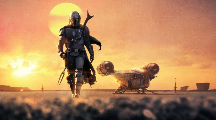 Here's the first trailer for the upcoming Disney+ Star Wars series, The Mandalorian