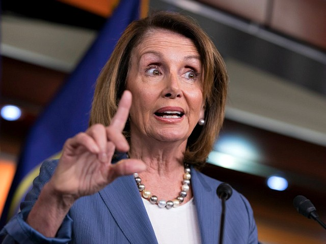 Pelosi Deflates Party's Impeachment Efforts: Public 'Isn't There' Yet