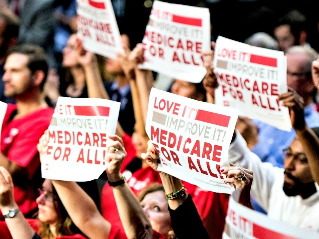 2020 Senate Democrats Shy Away from Medicare for All
