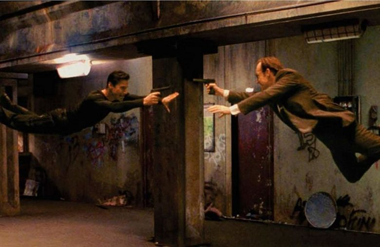 See 'The Matrix' in theaters, you owe it to yourself