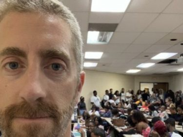 Beto O'Rourke Ejects Breitbart News Reporter from Event at Historically Black College