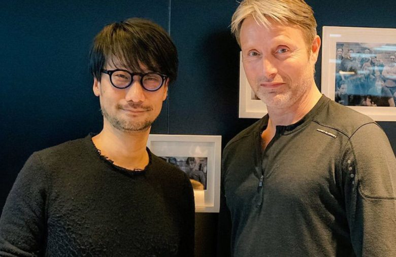 'Control' features a wonderfully surreal Hideo Kojima cameo