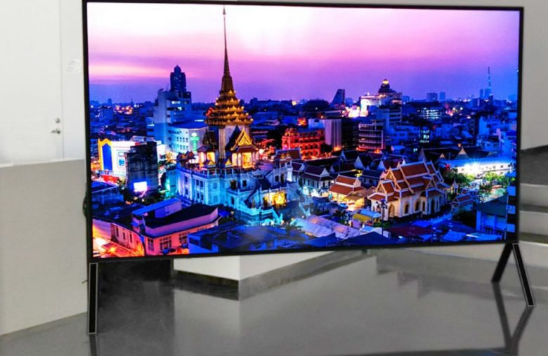 Sharp will show off the 'world's biggest' 8K TV at IFA Berlin