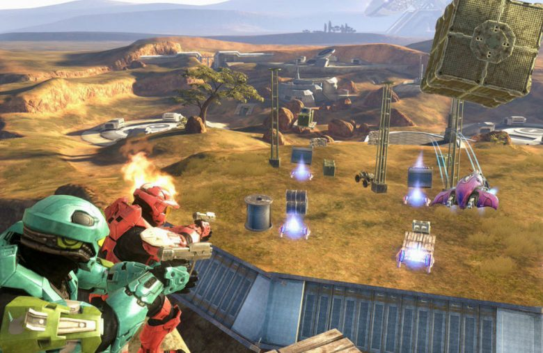 Over 6 million user-created maps are coming to 'Halo: MCC'